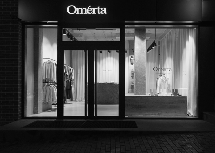 Фото №9 - Минималистский бутик Omérta в Екатеринбурге
