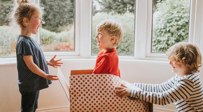 Помочь ребенку справиться с эмоциями