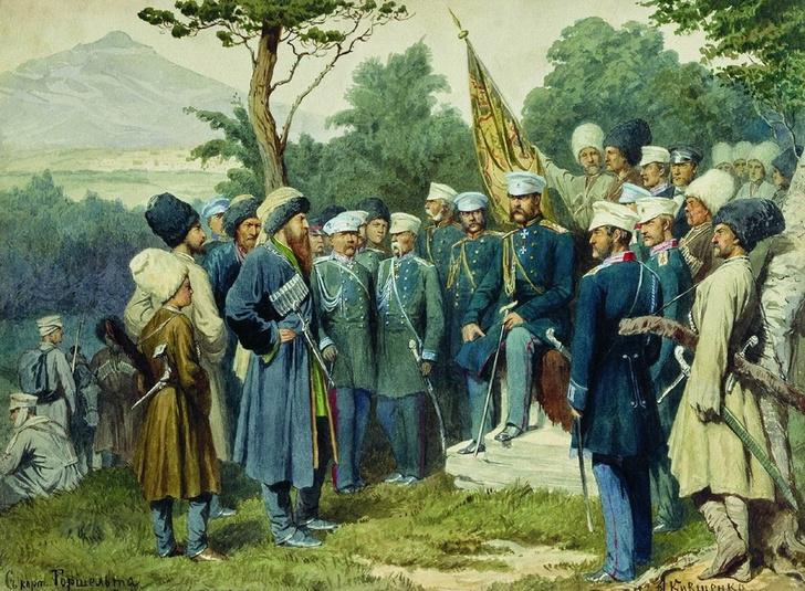 Фото №9 - Принцип проконсула: герой Кавказской войны