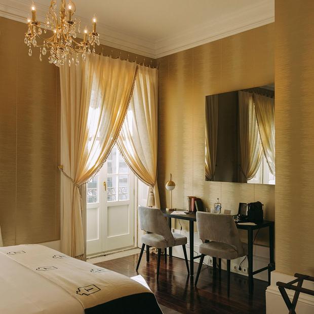 Фото №10 - Отель в особняке XIX века в Порту