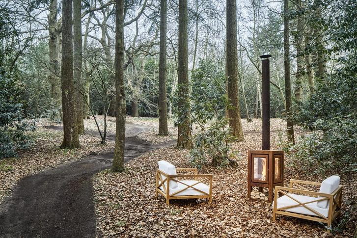 Фото №17 - Реконструированный особняк XVIII века в Англии
