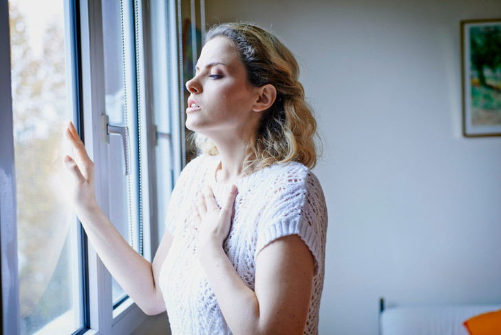 как начинается астма