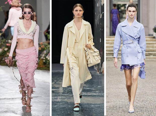 Фото №7 - Тренды весны и лета 2021 с Недели моды в Милане