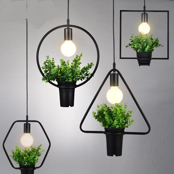 Подвесные лампочки для интерьера