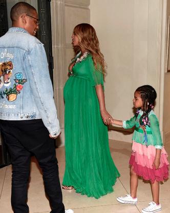 Фото №5 - В тренде с пеленок: как одеваются дети голливудских звезд— Шейк, Дженнер и других