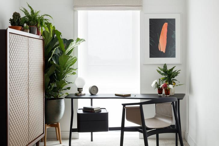 Фото №13 - Элегантная квартира с яркими акцентами в Лондоне
