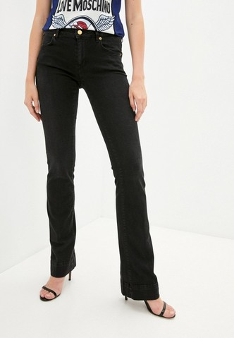 Фото №4 - Модные джинсы осень 2021: показываем самые стильные варианты
