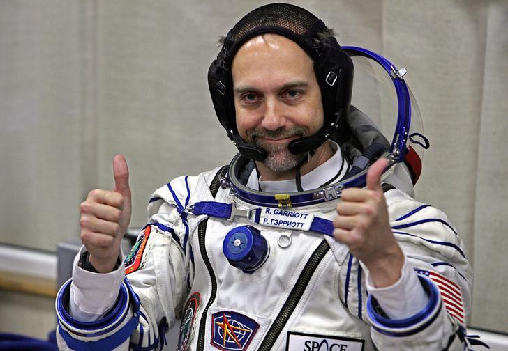 Фото №2 - Пять космических туристов, слетавших в космос веселья ради