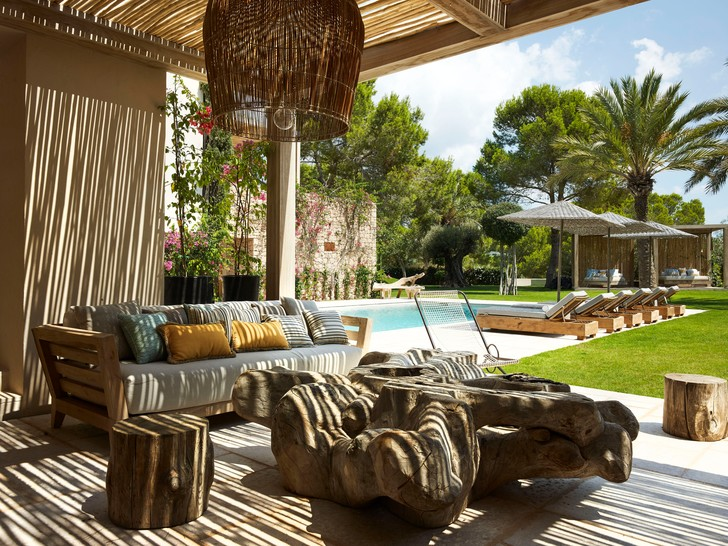 Фото №3 - Современная вилла с бассейном на Ибице