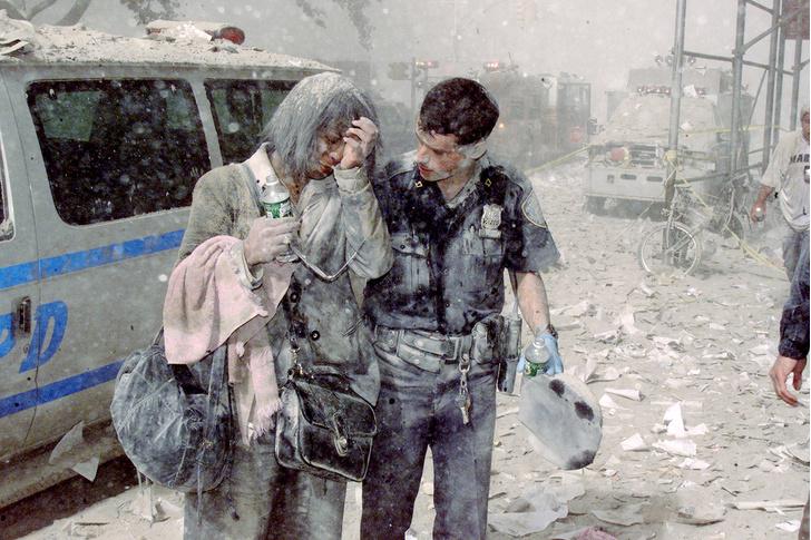 Фото №14 - Последние слова людей, погибших в теракте 11 сентября