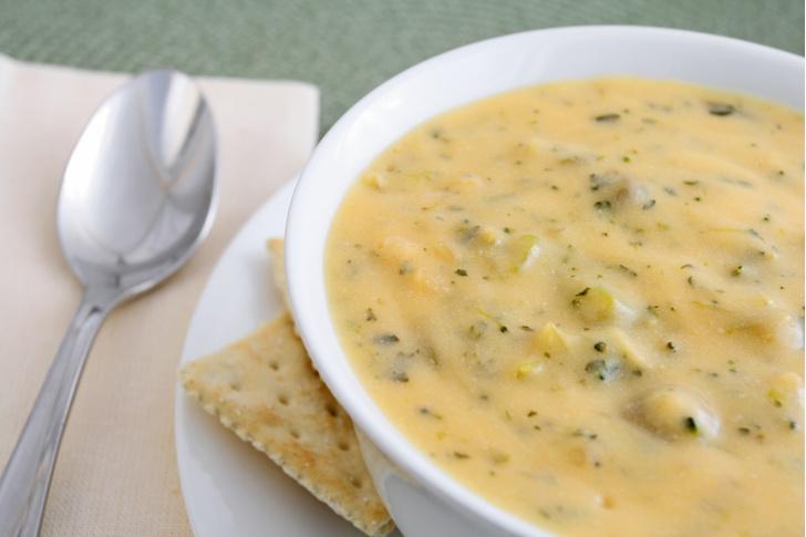 Крем-суп с сыром, как приготовить вкусно и быстро
