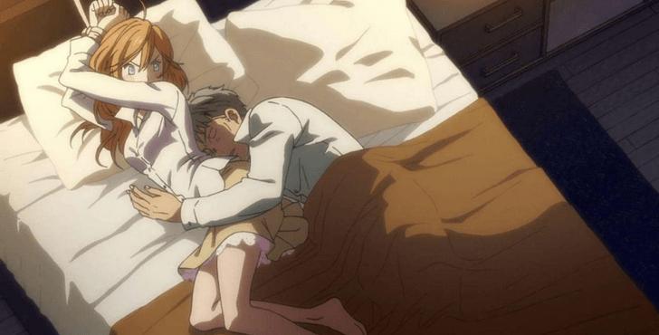 Фото №7 - Самые токсичные парочки из аниме, отношения которых не понимают даже фанаты 🤯