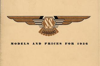 Фото №6 - Раньше автомобили Jaguar назывались по-другому. Имя SS изменили сразу после войны