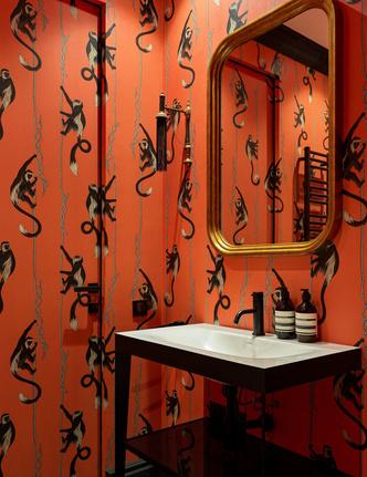 Фото №12 - Классическая квартира с яркими акцентами