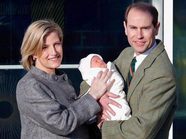 Фото №2 - Джеймс, виконт Северн: 7 интересных фактов о младшем внуке Королевы