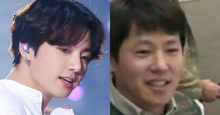 Фото №5 - 4 доказательства, что Чонгук из BTS— точная копия своего отца
