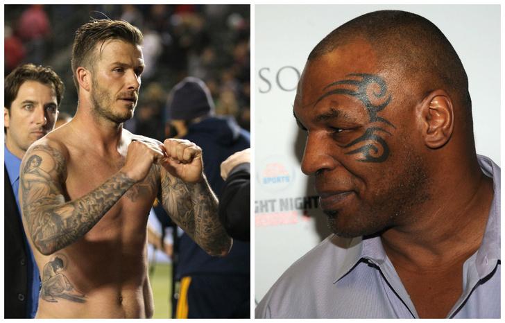 Фото №2 - 4 вида татуировок, которые считают позорными сами татуировщики