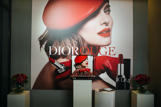 Фото №1 - В Москве прошла первая онлайн-презентация помады Rouge Dior