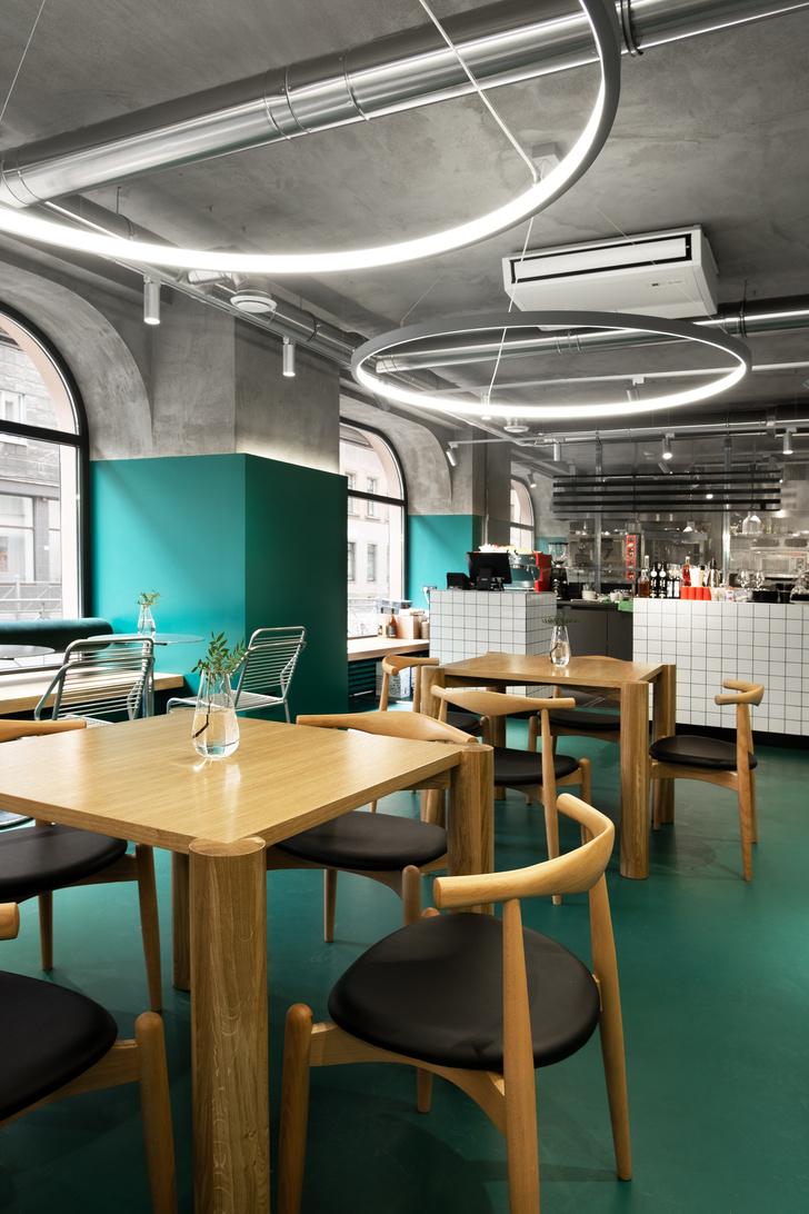 Фото №6 - Итальянский ресторан Pasto Fresco в Санкт-Петербурге