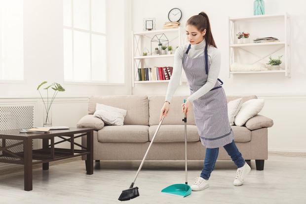 как убираться в квартире если аллергия на пыль