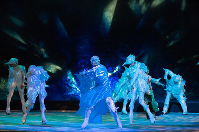 Фото №2 - «Снежный Дракон» в цирке «Аквамарин»
