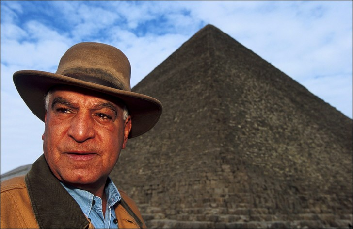 Фото №9 - «Тутанхамон влечет меня»: что может произойти после вскрытия гробниц фараонов в 2020 году