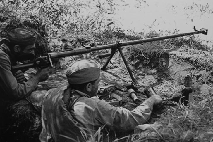 Фото №5 - Что советское противотанковое ружье могло пробить