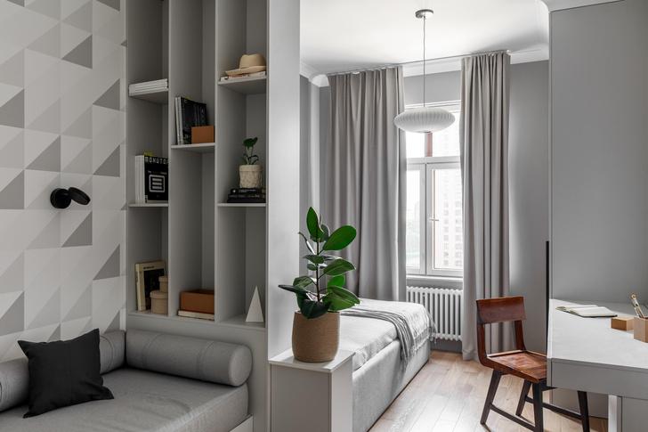 Фото №8 - Квартира в Петербурге для международного дизайнера