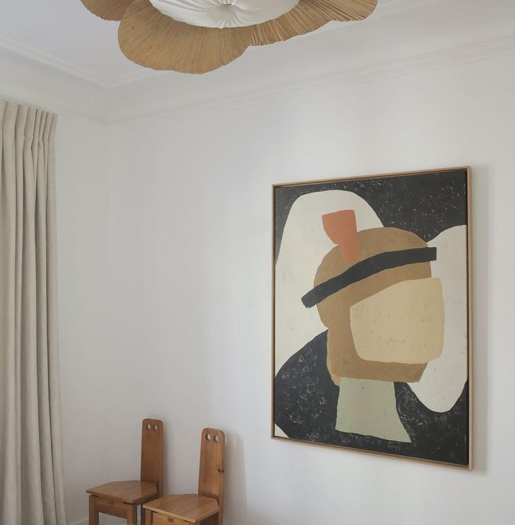 Фото №8 - Квартира с винтажными акцентами в Париже