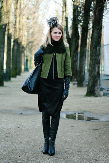 Фото №9 - Осенний street style