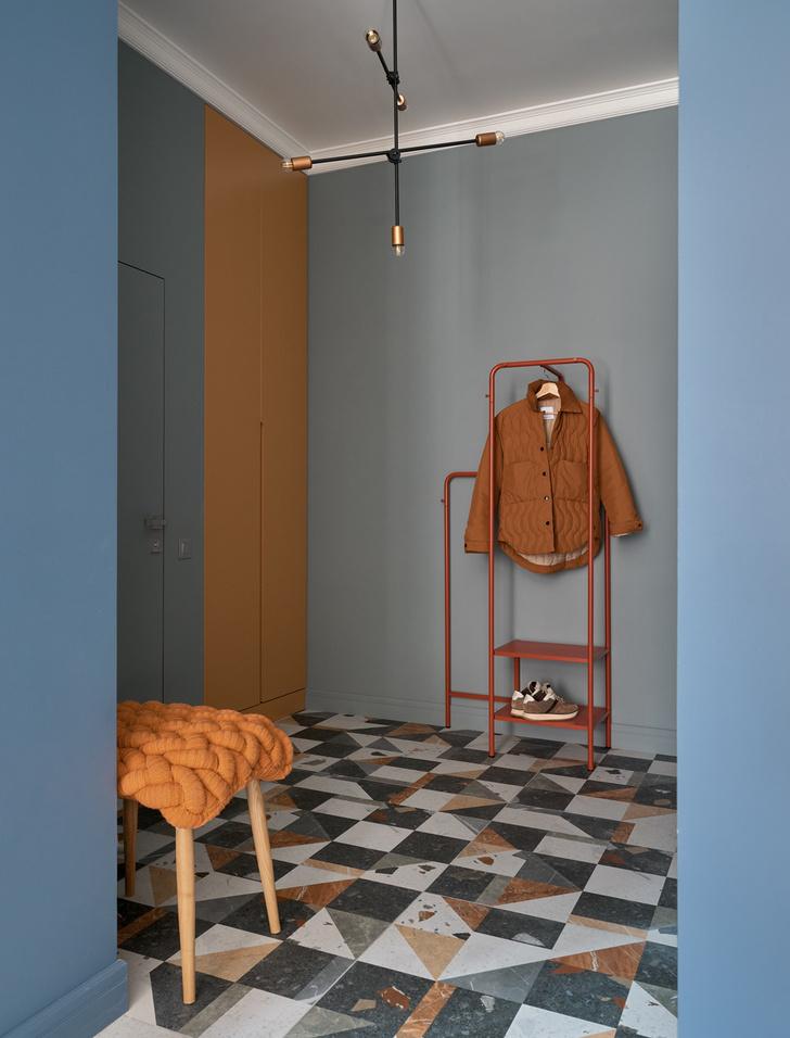 Фото №9 - Яркая квартира 46 м² для сдачи в аренду в Москве