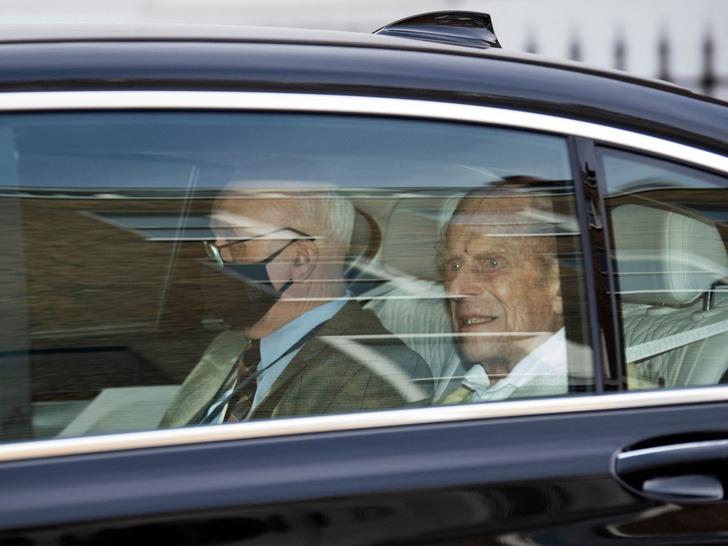 Фото №3 - Как принц Филипп отнесся к скандальному интервью Сассекских