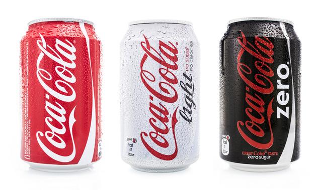 Фото №1 - Диетическая кола вызывает диабет и ожирение