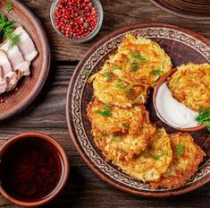 Рецепты драников: от классических до заморских и с лососем