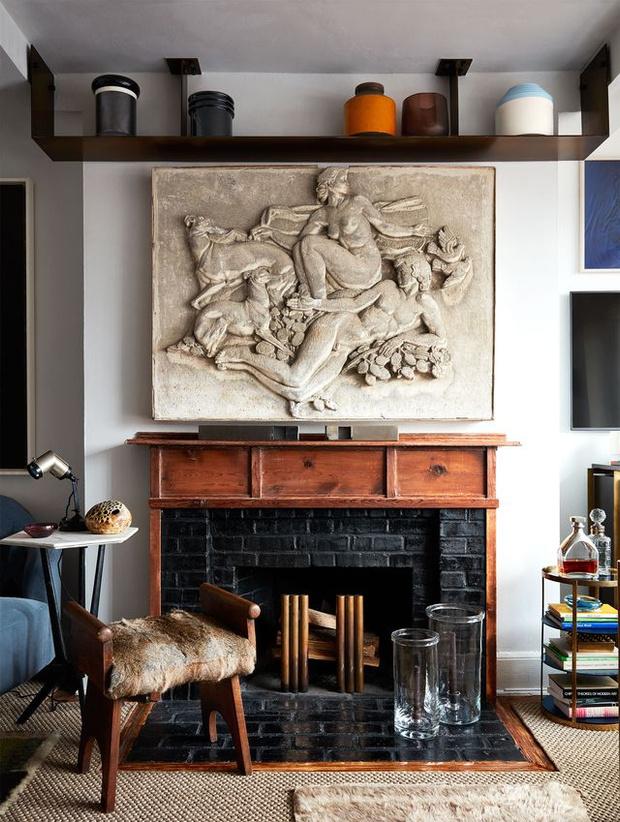 Фото №2 - Квартира дизайнера Чарли Феррера в Нью-Йорке