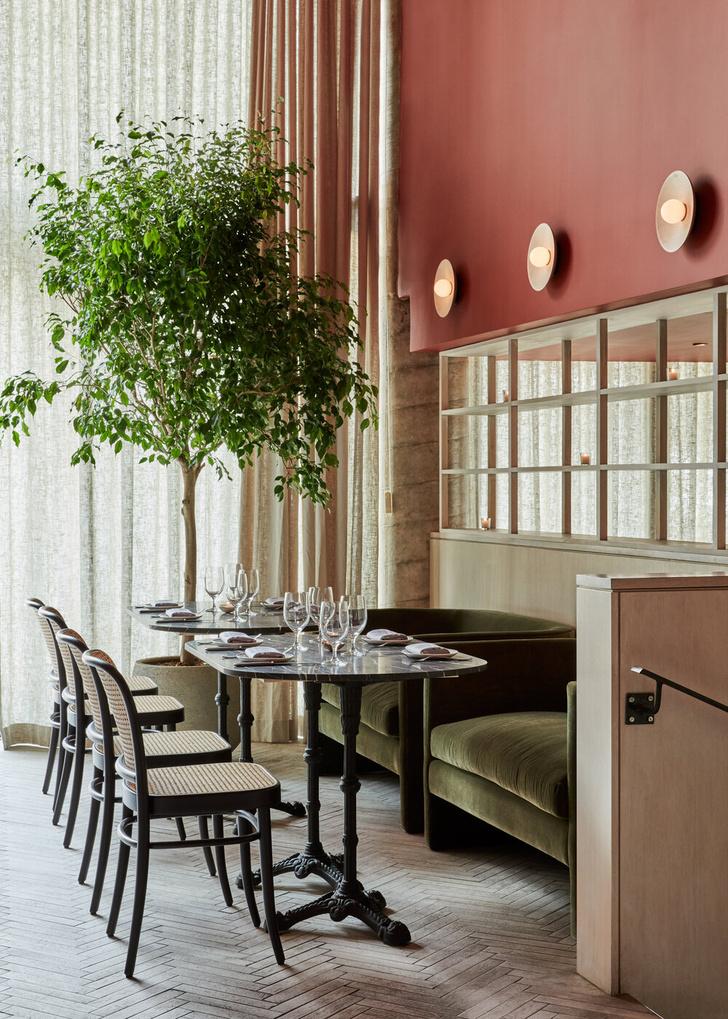 Фото №5 - Эклектичный ресторан Kimika в Нью-Йорке