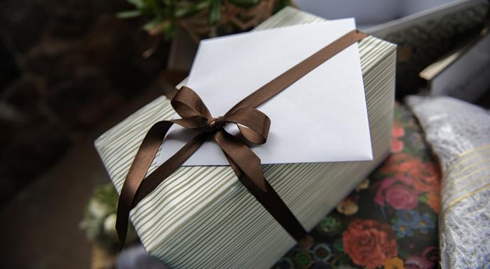 Забытый свадебный подарок бабушки открыл супругам секрет любви