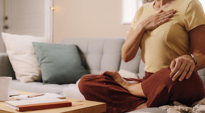 Метеозависимость: восточные практики при головной боли