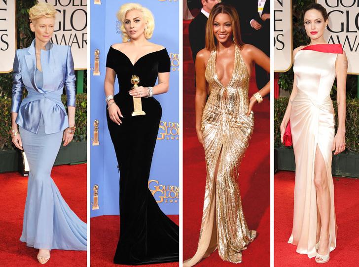 Фото №1 - Легенды «Золотого глобуса»: самые знаменитые наряды в истории премии
