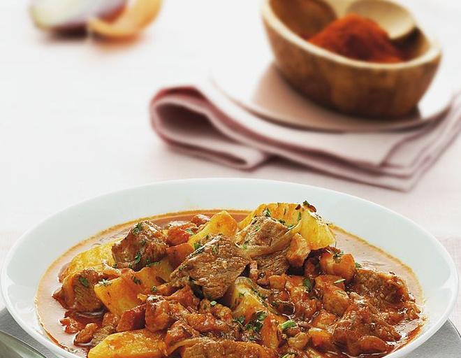 как приготовить овощную токану по молдавски