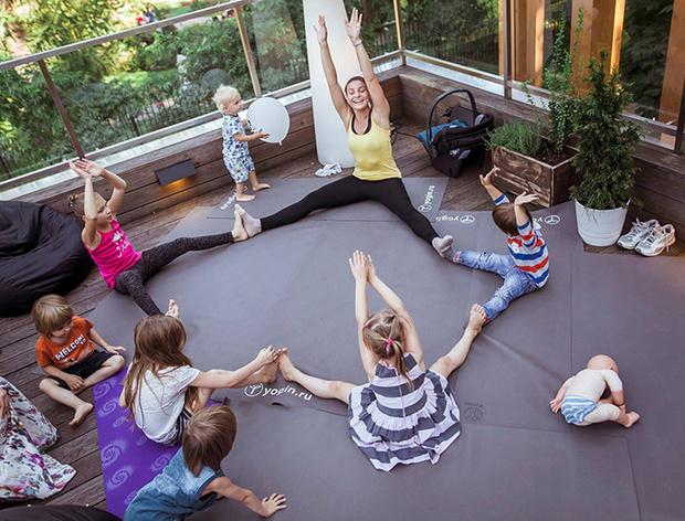 Фото №3 - Летний фестиваль для мам «Это моя практика»