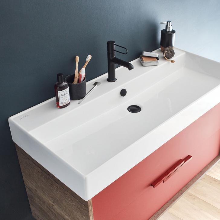 Фото №2 - «Парижская»коллекция для ванной Vivienne от Jacob Delafon