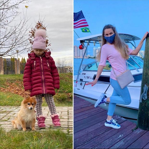 Игорь Николаев показал обеих своих дочерей