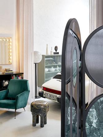 Фото №5 - Миланская студия дизайнера Томмазо Спинци