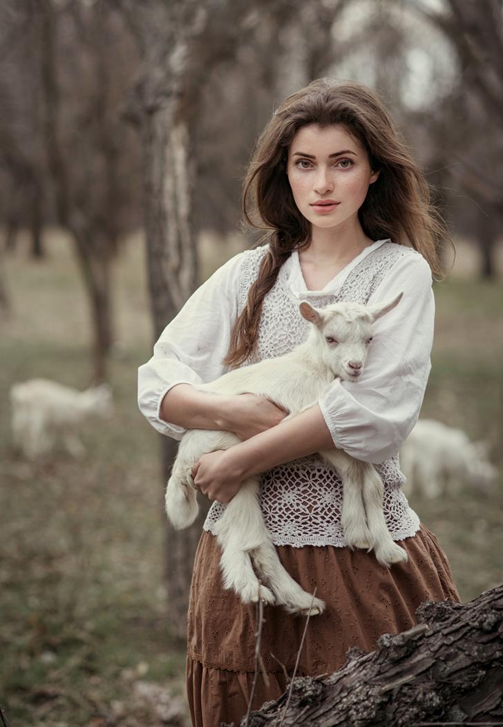 Фото №5 - Нюстальгия: лучшие работы эротического фотографа Давида Дубницкого