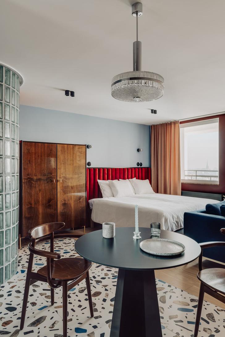 Фото №7 - Маленькая квартира с винтажными акцентами в Катовице