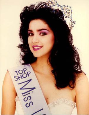 Фото №11 - Самые яркие победительницы «Мисс мира» за всю историю конкурса