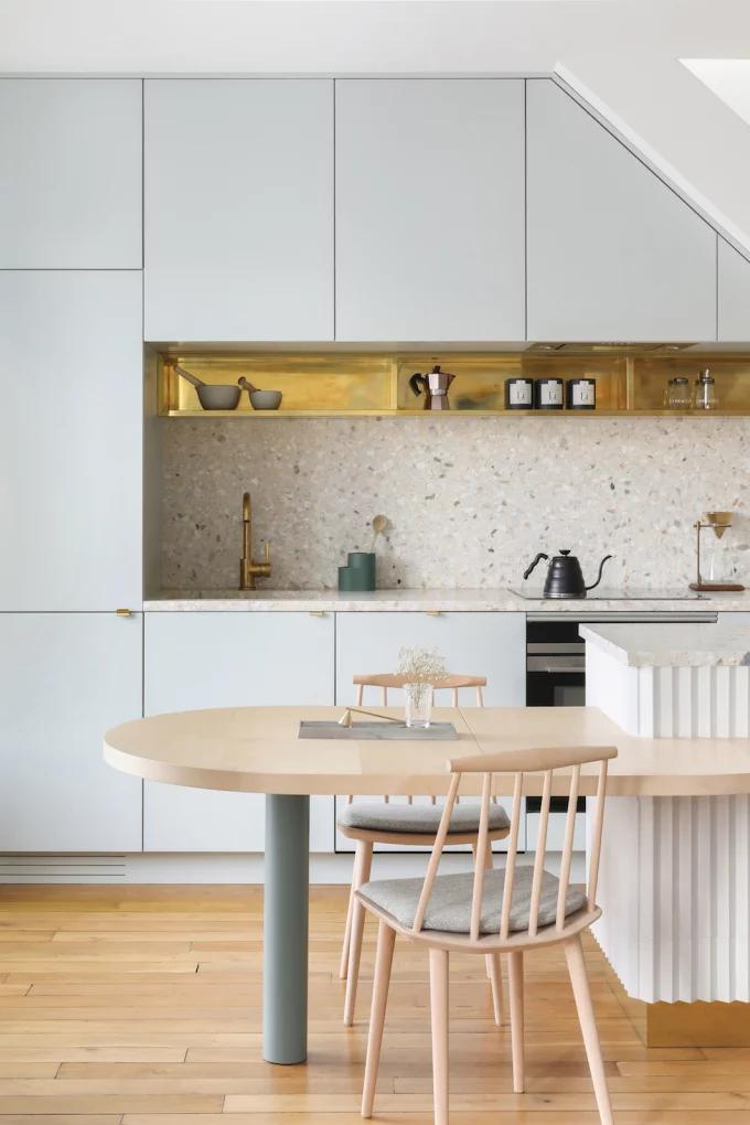 Фото №3 - Маленькая кухня: 8 полезных идей и лайфхаков