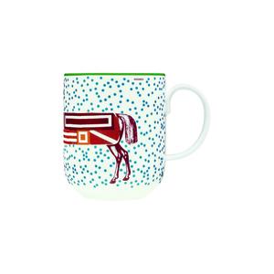 Фото №3 - Крупным планом: игривый чайный сервиз Hermès Hippomobile с «лошадью-лимузином»