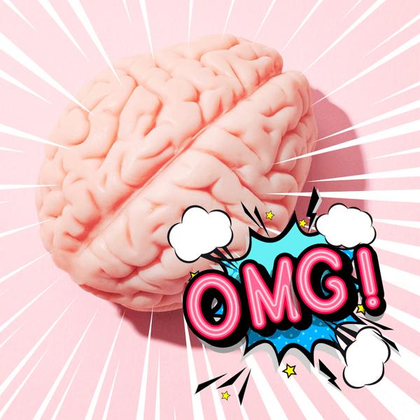 Фото №1 - Обмозгуем? 7 мифов о твоем мозге, которые не работают🧠